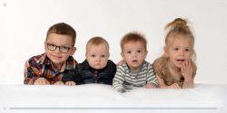 photo studio - 4 enfants- DEMO